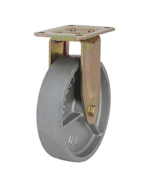 Колёсная опора KAMA 4107-DDB-100-HT неповоротная