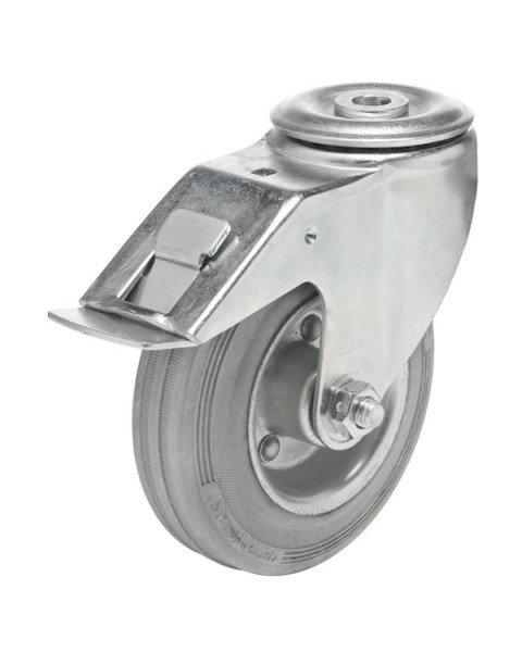 Колёсная опора Colson-3300-SES-080-F18 с тормозом