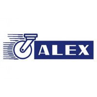 Колёса и колёсные опоры Alex (Испания)