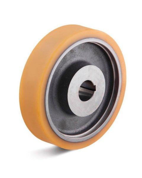 Приводное колесо с шпоночным пазом TORWEGGE T-250x80x50-DUB